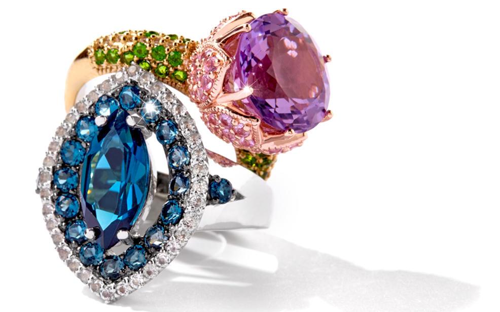gemstone jewelry shop gemstones jewelry hsn