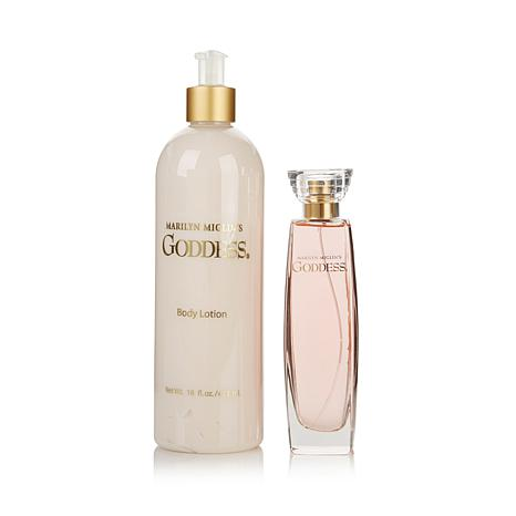 Marilyn Miglin Goddess Duo Eau de Parfum & Body Lotion