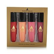 Marilyn Miglin Shimmer Lip Gloss Collection 4 Shades