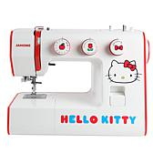 Janome Hello Kitty Compact Sewing Machine - White