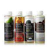 Korres Holiday Spice 4-piece Shower Gel Set