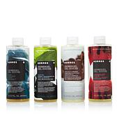 Korres Jumbo Shower Gel Quad