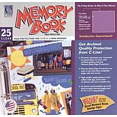 Memory Book Top-Load Clear Page Protectors - 25-pack