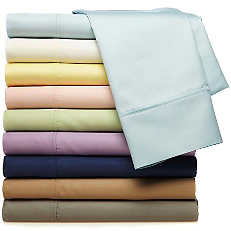 Concierge Collection Easy Care 500 Thread Count 3-piece Sheet Set
