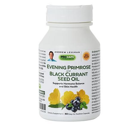 Primrose seed oil