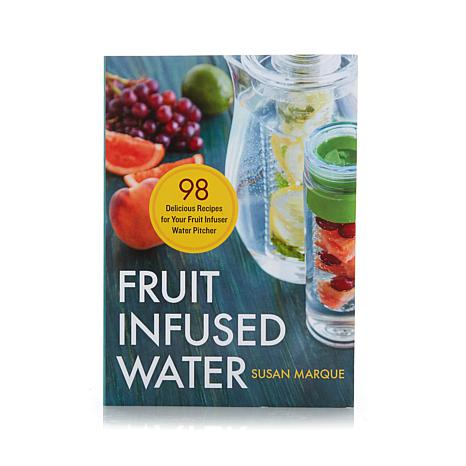 """""""Fruit Infused Water"""" Book with 98 Infusion Recipes ..."""