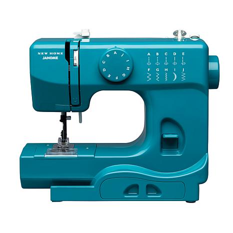 janome new home 124 sewing machine