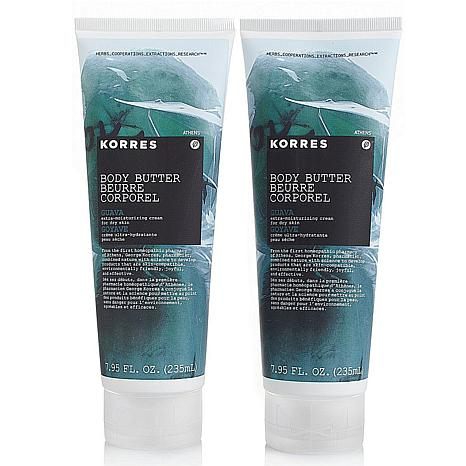 Korres Guava Body Butter Hydrating Duo