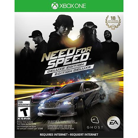 need for speed xbox one 8027480 hsn. Black Bedroom Furniture Sets. Home Design Ideas