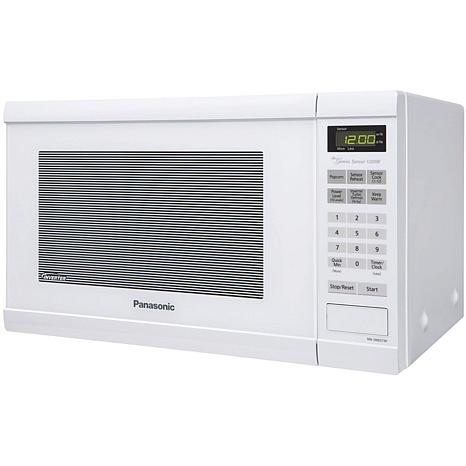 Panasonic 1 2 Cu Ft 1200w Countertop Microwave Oven With