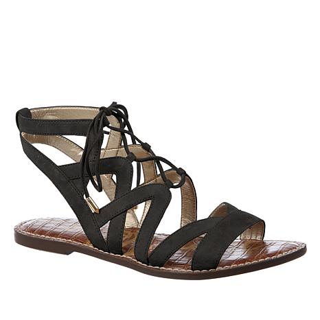 9871d911a3b Sam Edelman Gemma Lace-Up Gladiator Sandal - 8502336