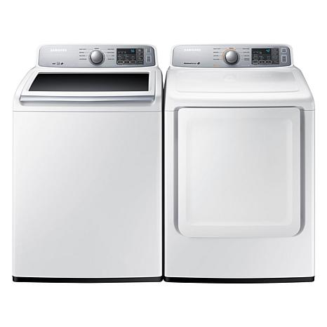 Samsung 4.5 Cubic-Foot Top-Load Washer and