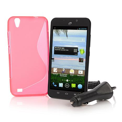 gave the zte tracfone cases tutorial shows