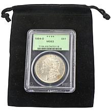 1884 MS63 PCGS O-Mint Morgan Silver Dollar