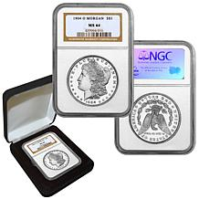 1904 MS64 NGC O-Mint Morgan Silver Dollar