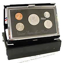 1998 Silver Premier United States Proof Set