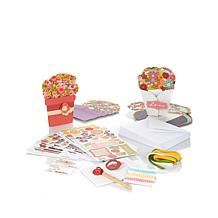 3 Birds Studio Bouquet of Blooms Cardmaking Kit