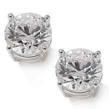 4ct Absolute™ Round 4-Prong Stud Earrings