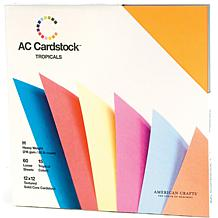 "American Crafts 12"" x 12"" Cardstock Pack"