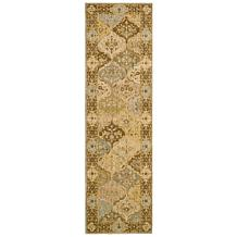 "Andrea Stark Home Collection Baktiari Rug - 2'3"" x 8'"