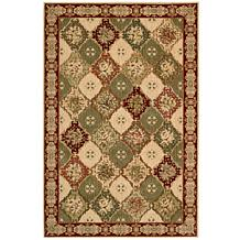 "Andrea Stark Home Collection Hotel Wool Rug - 5'3"" x 8'"