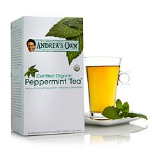 "Andrew's Own Organic Peppermint ""Tea"" 30 pack"