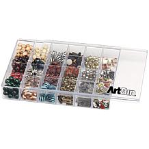 ArtBin Slide 'n Store Sliding Lid Compartment Box