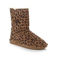 "BEARPAW® ""Elena"" Suede Sheepskin and Wool Boot"