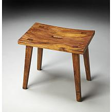 Butler Specialty Kirill Sheesham Wood Stool