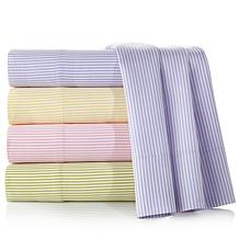 Carleton Varney Gatsby by Newport Striped Sheet Set