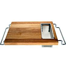 "Chef Buddy™ Sink Cutting Board - 13"" x 11"""