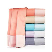Concierge Collection Reversible 600TC Sheet Set