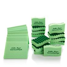 Debbie Meyer GeniusSponges™ and GeniusWipes™ - 20pc Set