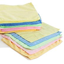 Dura Fiber 50-pack of Microfiber Cleaning Cloths