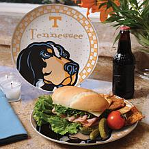 Gameday Ceramic Plate - Tennessee