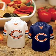 Gameday Ceramic Salt and Pepper Shakers - Chicago Bears