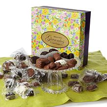 Giannios 5 lbs. of Assorted Chocolates in Floral Box