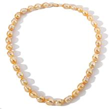 Imperial Pearls 14K Baroque Cultured Pearl Necklace