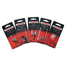 Janome 6-piece Presser Foot Kit
