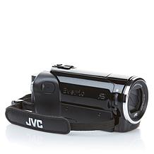 JVC 1080p 40X Zoom Camcorder, 8GB Card & Software