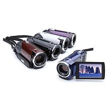 JVC Everio 1080p 40X Optical Zoom HD Camcorder w/Case