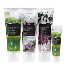 "Korres ""Big on Butter"" Hydrating Body 4pc Collection"