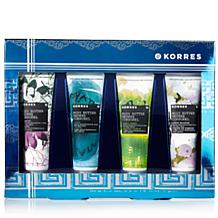 Korres Body Butter 4-piece Set