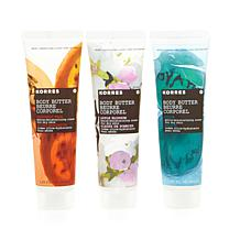 Korres Fruits of Korres Body Butter Trio