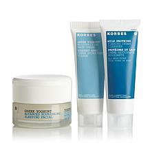 Korres Greek Yoghurt Hydrating Trio