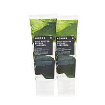 Korres Mint Tea Body Butter Duo