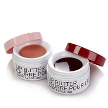 Korres Wild Rose and Jasmine Lip Butter Duo
