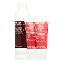 Korres Wild Rose Dark Spot Beauty Treatment Trio