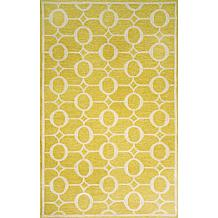 "Liora Manne Spello Arabesque - Yellow - 24"" x 36"""
