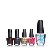 OPI Gwen Stefani Nail Lacquer 4pk with Base/Top Coat